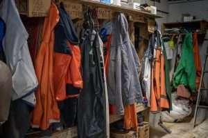Jackets, fishermen