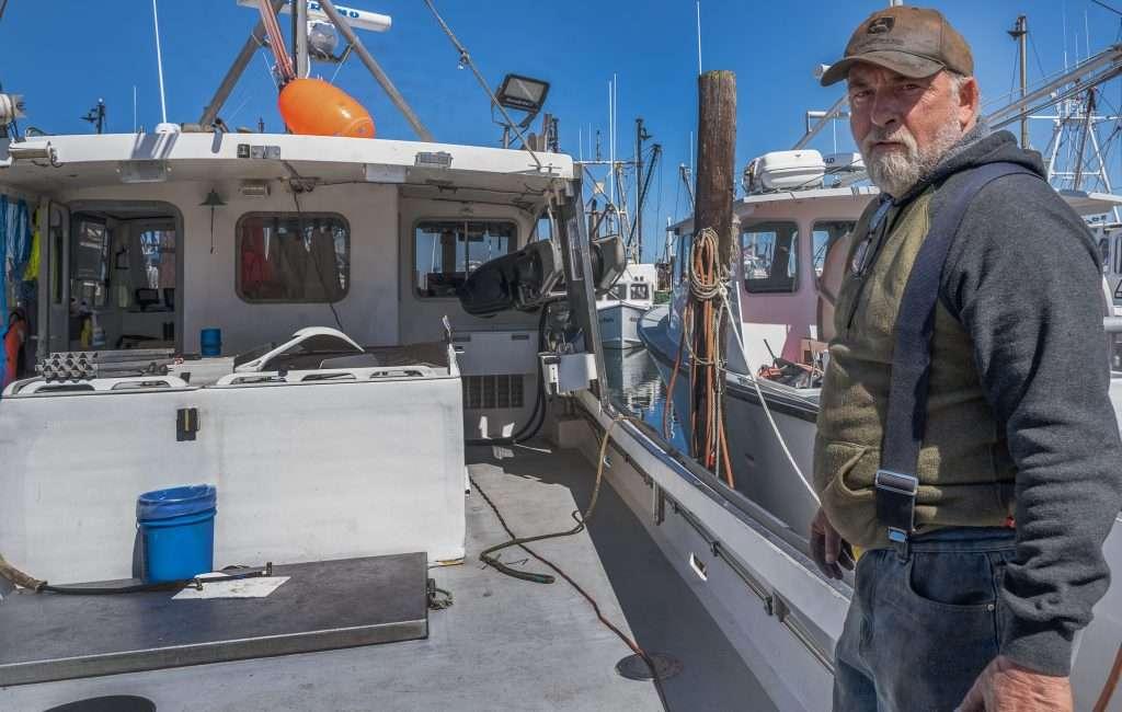 gill net boat
