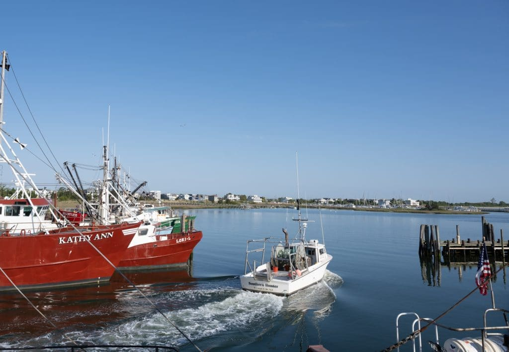Southern Hunter boat